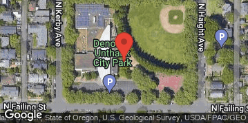 Locations for Spring Midcore Co-Ed Kickball at Unthank Park Sundays