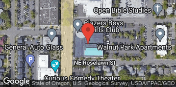 Locations for Late Fall Co-ed Volleyball at Blazers Boys & Girls Club Mondays