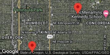 Locations for Summer Midcore Co-ed Kickball at Unthank Park Sundays