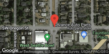 Locations for Late Fall Big Turkey Bowling at West Seattle Bowl Thursdays 9:30pm