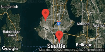 Locations for Winter Co-ed Kickball in Ballard Saturdays
