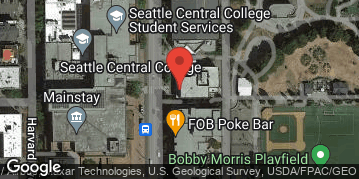 Locations for Fall Co-ed Volleyball at Seattle Central Tuesdays