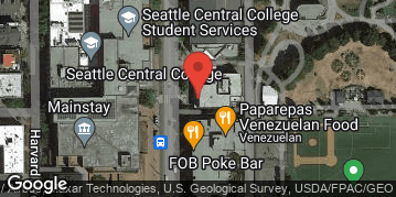 Locations for Winter Co-ed Volleyball at Seattle Central Thursdays