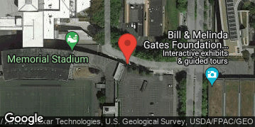 Locations for Spring Gentlemen's Flag Football at Seattle Center Saturdays