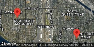 Locations for Spring Co-ed Softball at Magnolia Sundays