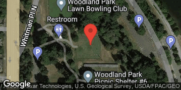 Locations for Summer Bocce Ball in Greenlake Thursdays