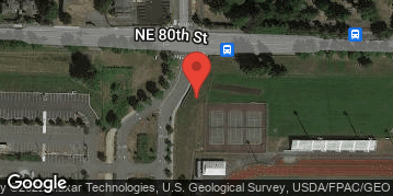 Locations for Summer Gentlemens Flag Football at Lake Washington HS Tuesdays