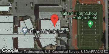 Locations for Summer Co-ed Flag Football at Ballard HS Sundays