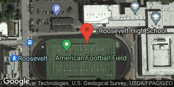 Locations for Underdog Flag Football Combine - Sunday 7/12