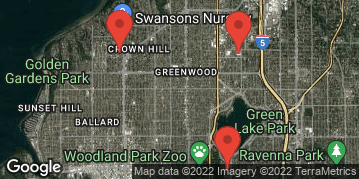 Locations for Summer Gentlemen's Softball at North Ballard Sundays