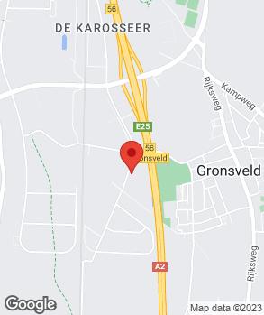 Locatie Auto Service Gronsveld op kaart