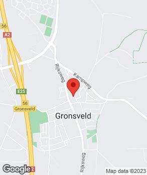 Locatie Garage Ber Meertens B.V. op kaart