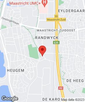 Locatie Garage Gebrs Van den Boorn B.V. op kaart