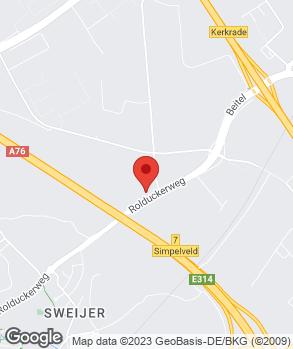 Locatie Autobedrijf Koullen op kaart