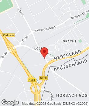 Locatie Middegaal Autohandel B.V. op kaart