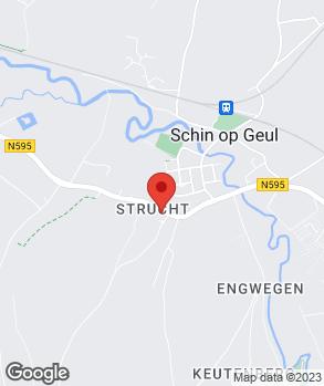 Locatie Autobedrijf Willy Aelmans op kaart