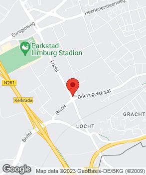 Locatie Intercompany V.O.F. op kaart