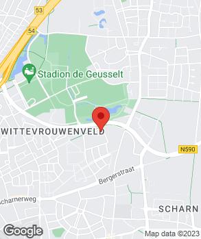 Locatie Autobedrijf Kerres Maastricht B.V. op kaart