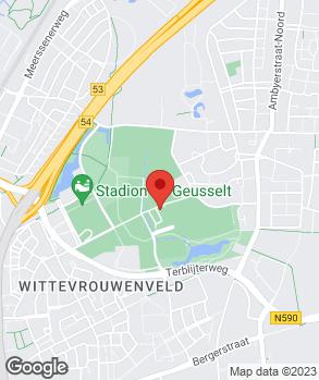 Locatie Autobedrijf Pletsers op kaart