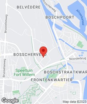 Locatie Auto- en Bandenbedrijf P. Ghelen op kaart
