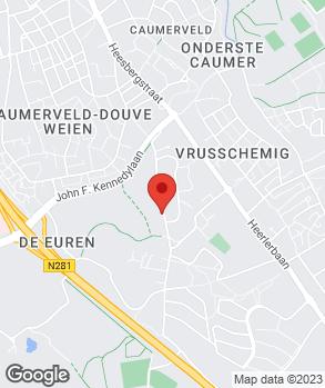 Locatie Autobedrijf Ad van Neer V.O.F. op kaart