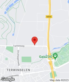Locatie Autocentrum Karabelen op kaart