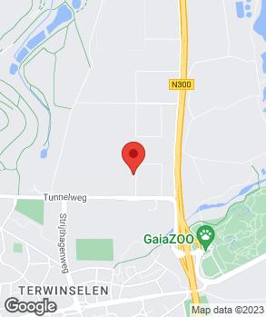 Locatie Jurgen Auto Limburg B.V. op kaart