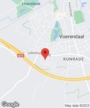 Locatie Autobedrijf Habets B.V. op kaart