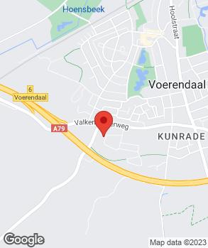 Locatie L & L Verkoop B.V. op kaart