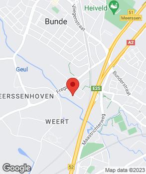 Locatie Garage J. Rompelberg B.V. op kaart