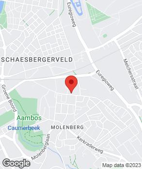 Locatie Autobedrijf Huub Grouls op kaart