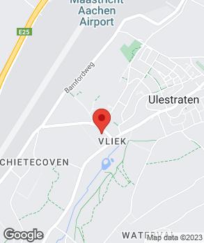 Locatie Jos Kallen Auto's op kaart