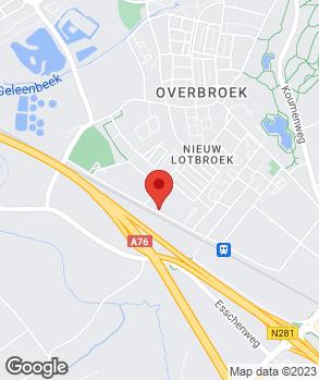 Locatie Garagebedr. & Keur.St. Raets Hoensbroek B.V. op kaart