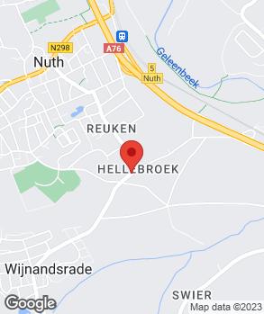Locatie Garage Huynen op kaart