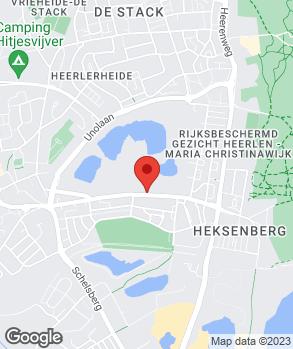 Locatie WF Banden&Service op kaart