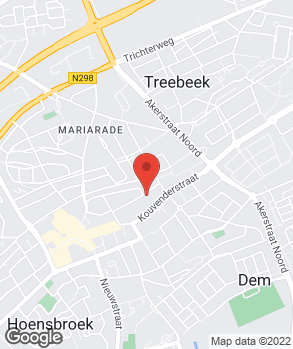 Locatie Autobedrijf Van Frankfoort op kaart