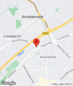 Locatie Garage Arets V.O.F. op kaart