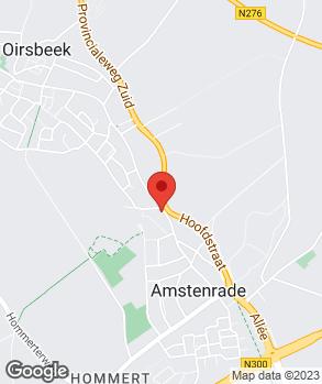 Locatie Autobedrijf Edmond Beugels op kaart