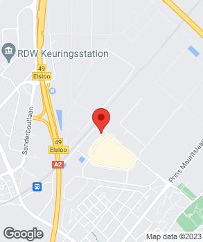 Locatie Car Service Moonen op kaart
