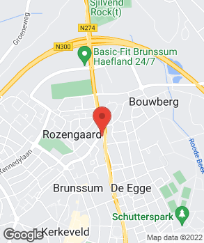 Locatie John Heijenrath op kaart