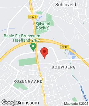 Locatie Bachaus Automaterialen op kaart