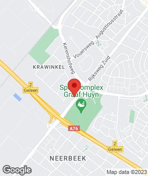 Locatie Auto Kallen B.V. op kaart