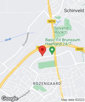 Locatie Autobanden Van Son op kaart