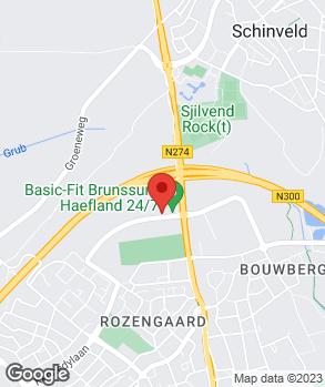 Locatie Aran Janssen Brunssum B.V. op kaart
