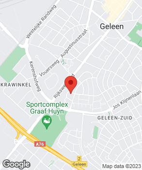 Locatie Autohandel Bert Peerbooms op kaart