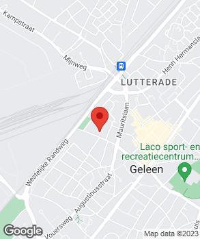 Locatie Autobedrijf Reubsaet op kaart