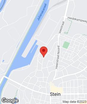 Locatie Autobedrijf Vaassen V.O.F. op kaart