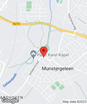 Locatie Garagebedrijf Jos Reumkens op kaart