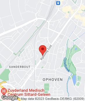 Locatie Autoschade Van Bakel B.V. op kaart