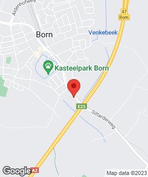 Locatie Broens Autoservice op kaart